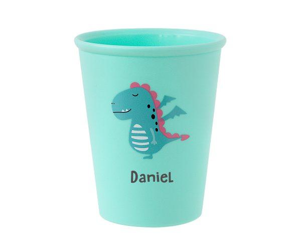 Vaso personalizado dragón