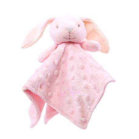 Doudou rosa conejito